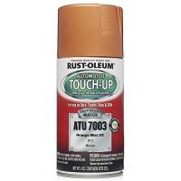 rust oleum atu7003 orange mist automotive touch up spray