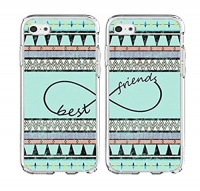 shark infinity best friends style aztec matching couple