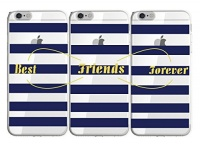 sharkinfinity bff best friends forever matching cases for