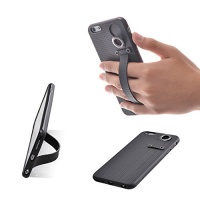 tfy case cover with hand strap holder stand for iphone 6 s