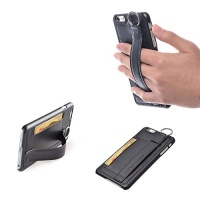 tfy case cover with hand strap stand and card holder for