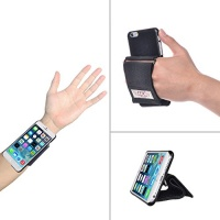 tfy hand strap holder with case cover stand for iphone 6