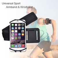 tfy outdoor activity armband phone holder for 45 6 inch