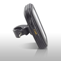 waterproof case bike phone mount mobile cell holder