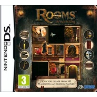 rooms the main building cartridge nds