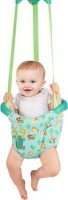 bright starts playful pals door jumper pram stroller