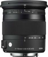 canon sigma macro 17 70mm f28 4 camera len
