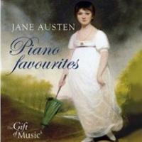 jane austen piano favourites music cd