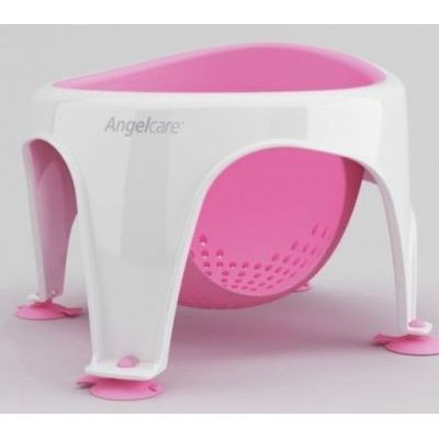Photo of Angelcare Bath Seat - Pink