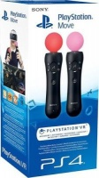sony playstation move motion controller twin pack ps4 accessory