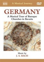 a musical journey germany baroque churches in bavaria dvd music cd