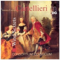 cartellieri wind sextets 2003 music cd