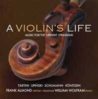 violins life music for the lipinski music cd