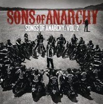 Photo of Sony Music Entertainment Songs of Anarchy - Music from Sons of Anarchy Seasons 1-4