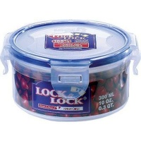 lock and round container 300ml other kitchen appliance