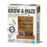 4m green science grow a maze learning toy