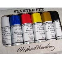 Michael Harding Oil Colour Starter Set