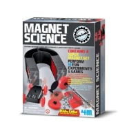 4m kidz labs magnet science learning toy