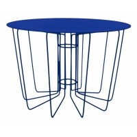 fundi living spider coffee table blue living room furniture