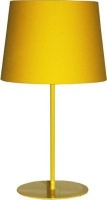 fundi lighting metal upright table lamp set yellow lighting ceiling fan
