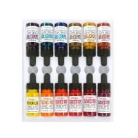 dr ph martins hydrus liquid watercolour paint 15mlx12 set 3 art supply