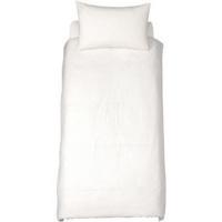 horrockses 100 cotton duvet cover set single white bath towel