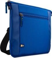 case logic intrata messenger bag for 156 notebooks blue computer
