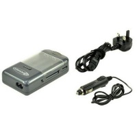 2 power udc5001a indoor charger black battery