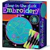 4m glow in the dark embroidery arts craft