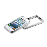 cooler master aluminum bumper shell case for apple iphone 5