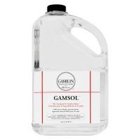 gamblin gamsol odourless mineral spirits 378l art supply
