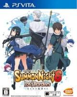 summon nights 6 lost borders playstation ps vita