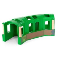 brio flexible tunnel electronic toy