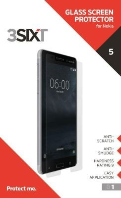 Photo of Nokia 3SIXT Glass Screen Protector for 5