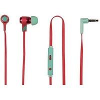 tribe epw13402 12m 95 redgreen headphones earphone