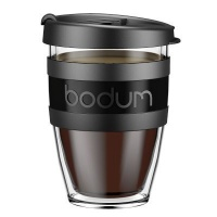 bodum joycup double wall travel mug 300ml water coolers filter