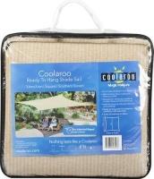 coolaroo ready to hang shade sail 36m square pools hot tubs sauna
