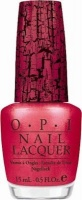opi nail lacquer pink of hearts shatter 15ml cosmetics makeup