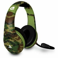 4gamers ps4 gaming headset camo ps4 accessory