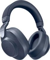 jabra elite 85h over ear heaset navy headphone
