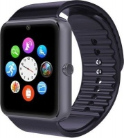 GT08 Smart Watch with Camera Black