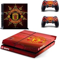 skin nit decal for ps4 manchester united 2016 new ps4 console