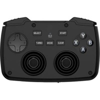 rii 2in1 wireless gamepad with touchpad black computer