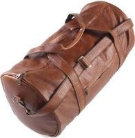 King Kong Leather Polo Duffel Bag