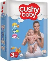 cushy baby stage 3 nappies midi 4 9kg 5 9 months jumbo pack bag