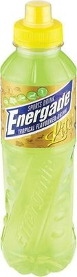 Energade Sports Drink Bottle Tropical Lite RTD