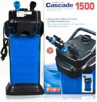 penn plax cascade 1500 canister filter 1325lhour