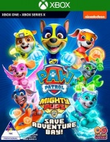 Bandai Namco Games Paw Patrol 2 Mighty Pups Save Adventure Bay