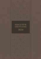 executive daily planner 2020 paperback other