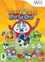 tamagotchi party on nintendo wii gaming merchandise